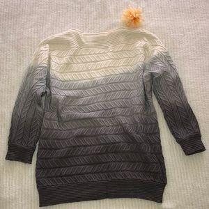 NYC Ombré Sweater XL